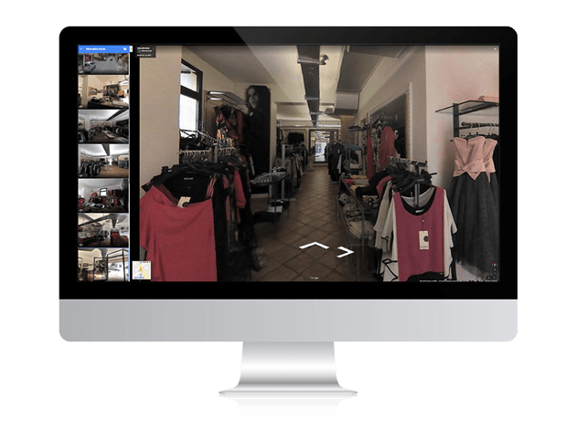 Google Virtual Tour – Alternative Moda
